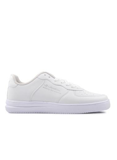 Bestof Bestof Bst-042 Beyaz-Beyaz Erkek Spor Ayakkabı Beyaz